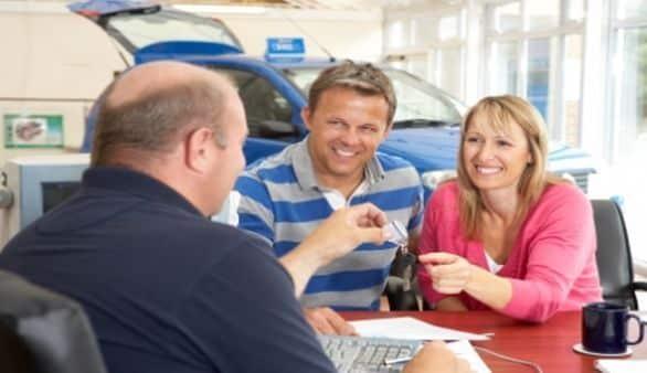 Finanzierung über die Autobank