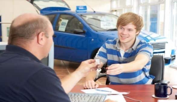 Die Garantie beim Autokauf