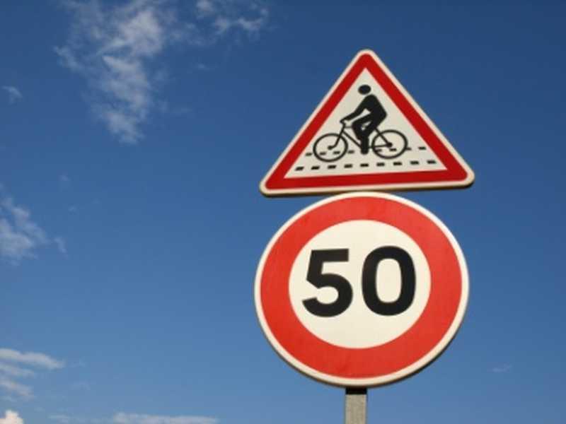 Geschwindigkeitsbegrenzungen